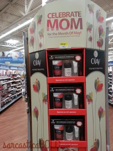 Mother's Day, Wal-Mart Style
